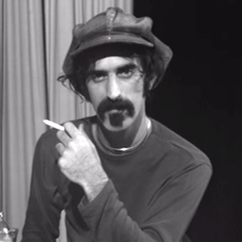 'Eat That Question: Frank Zappa en sus propias palabras' en Vitoria-Gasteiz