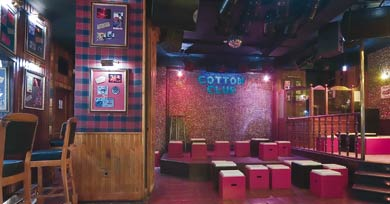 Cotton Club en Bilbao