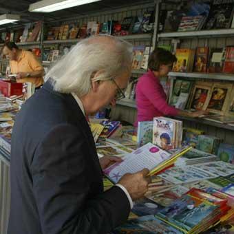 Día del Libro Bilbao 2019