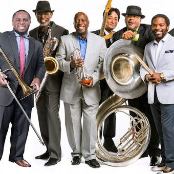 Dirty Dozen Brass Band en Bilbao